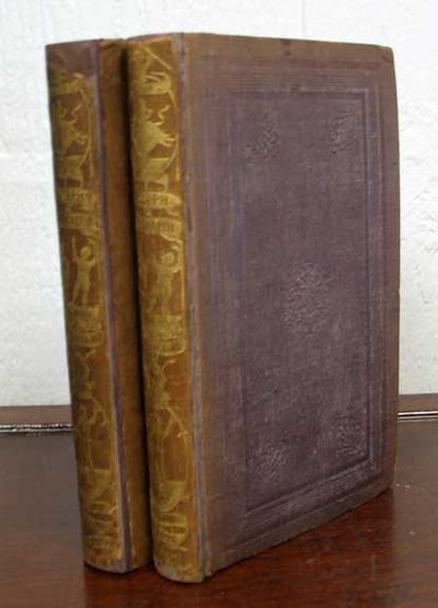 London: Richard Bentley, 1838. 1st edition, 1st issue (Eckel, p. 140). Original publisher's later-is...