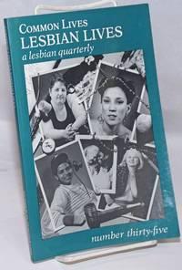 image of Common Lives/Lesbian Lives: a lesbian feminist quarterly; #35, Summer 1990