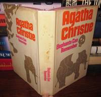 ELEPHANTS CAN REMEMBER by  Agatha Christie - First American Edition; First Printing - 1972 - from Rare Book Cellar and Biblio.com
