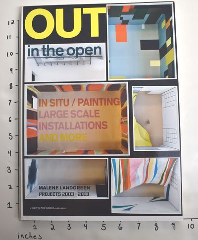 Frederiksberg, Denmark: New in the World, 2013. Edition of 1500 copies. Paperback. VG; light shelf w...