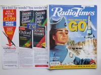 image of Radio Times (Midlands): 2 September 2000. Thunderbirds interest