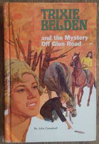 image of Trixie Belden and the Mystery Off Glen Road (Trixie Belden #5)