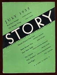 New York: Story Magazine Inc, 1935. Softcover. Near Fine. Wrappers. Owner name stamped on the title ...