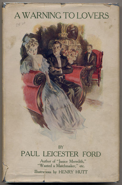 New York: Dodd, Mead & Company, 1906. Hardcover. Fine/Very Good. First edition. Illustrations by Hen...