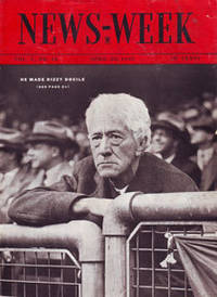 "News-Week, April 20, 1935. Vol. V, No. 16. ""He Made Dizzy Docile.."