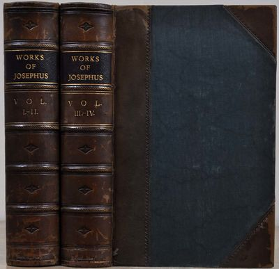 Glasgow: Blackie and Son, 1840. Book. Very good condition. Hardcover. Early edition. Four volumes bo...