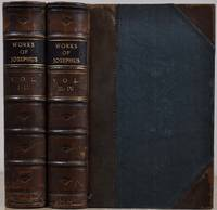 THE WHOLE GENUINE WORKS OF FLAVIOUS JOSEPHUS, The Learned and Authentic Jewish Historian, and Celebrated Warrior: Translated from the Original Greek, According to Havercamp's Accurate Edition. Four volumes in two.