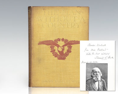 Boston: Little, Brown and Company, 1898. Early printing of Hale's classic short story. Octavo, origi...