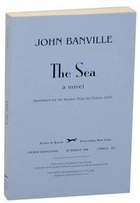 image of The Sea (Uncorrected Proof)