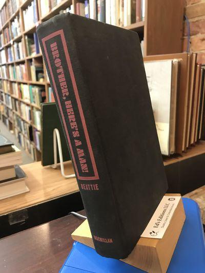 Macmillan. 1st Edition. Hardcover. Good. B000RMOUUC First Printing, First American Edition. Black cl...