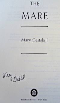 THE MARE : A Novel (SIGNED)