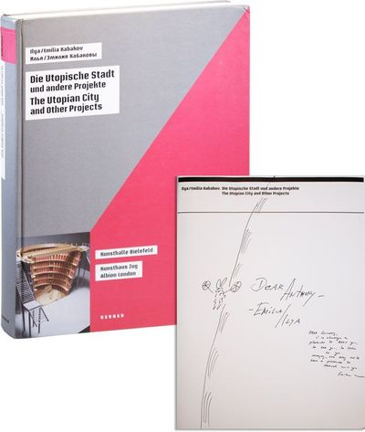 Bielefeld: Kerber Verlag, 2004. First Edition. Large, heavy quarto. Pictorial laminated boards (hard...