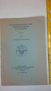 Rotstekeningen Van Curagao, Aruba En Bonaire III