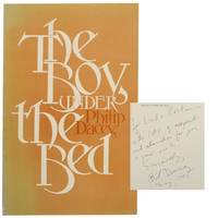The Boy Under the Bed Signed First Edition