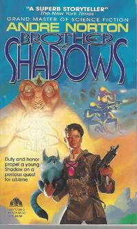 Brother to Shadows by  Andre Norton - Paperback - 1999-03-09 - from Vada's Book Store (SKU: 1807050040)