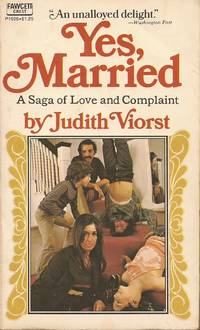 image of Yes, Married: A Saga of Love and Complaint