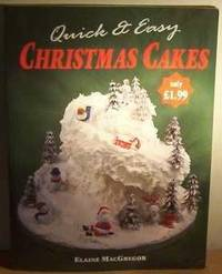 Quick and Easy Christmas Cakes (Kitchen Collection)