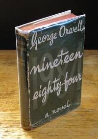 image of Nineteen Eighty-Four: A 1984 Novel  [British First Edition in Original Green Wrapper]
