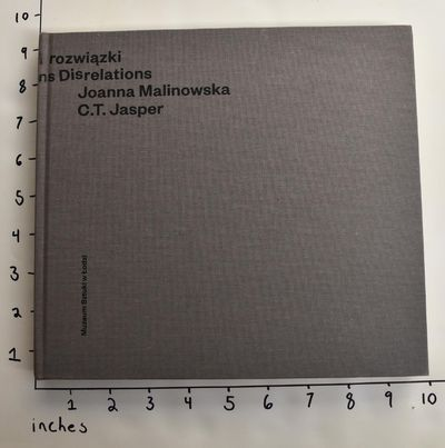 Lodz, Poland: Museum Sztuki w Lodzi, 2015. Hardcover. NF. Grey cloth/boards; black lettering. 143 pp...