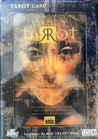 The VERTIGO TAROT (Tarot Card and Book Set w/ Black Velvet Bag)