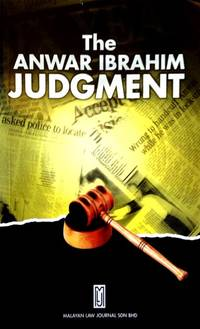 The Anwar Ibrahim Judgement by Loo Lai Mee (ed) - Paperback - 1999 - from The Penang Bookshelf and Biblio.com