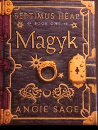 image of Magyk (Septimus Heap, Book 1)