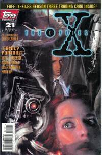 THE X-FILES: Aug. #21
