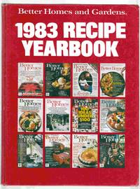 Better Homes and Gardens 1983 Recipe Yearbook