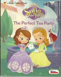 The Perfect Tea Party   (Little Golden Book)