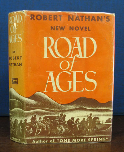New York: Knopf, 1935. 1st edition (2nd issue ?). See Johnson/Blanck, p. 392 & note that follows. Ha...