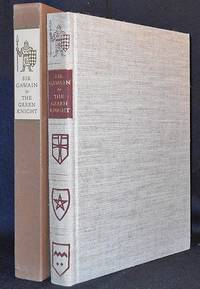 Sir Gawain and the Green Knight; The Original Middle English Text as Edited by A.C. Cawley and a Modern Verse Translation, with an Introduction, by James L. Rosenberg; illustrated by Cyril Satorsky