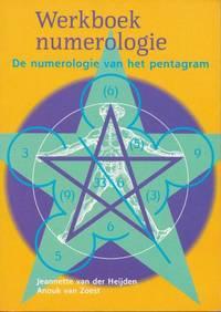 image of Werkboek numerologie. De numerologie van het pentagram