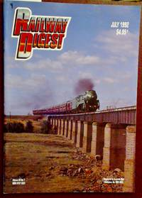 image of Railway Digest Magazine, July 1992