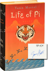 Life of Pi (First Canadian Edition, True First, Signed)