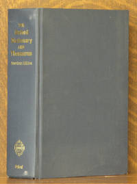 image of THE OXFORD DICTIONARY AND THESAURUS, AMERICAN EDITION