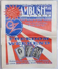 image of Ambush Mag 2000: vol. 15, #13, June 27-July 10, 1997; Freedom Weekend
