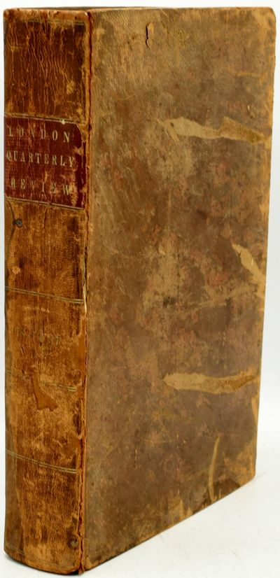 New York: Theodore Forster, 1837. Hard Cover. Very Good binding. Five issues bound in full sheep wit...