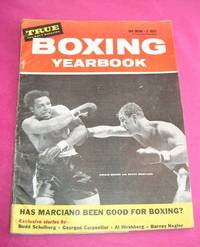 True the Man's Magazine BOXING YEARBOOK 1956 Edition