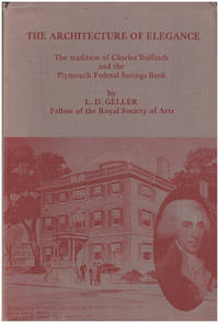 The Architecture of Elegance: The Tradition of Charles Bullfinch and the Federal Savings Bank