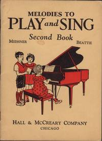 image of MELODIES TO SING AND PLAY, Second Book.