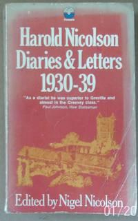 Harold Nicolson Diaries & Letters 1930-39