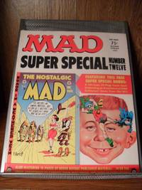 MAD SUPER SPECIAL NUMBER TWELVE, 1973