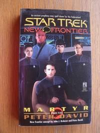 image of Star Trek New Frontier: Book 5: The Martyr
