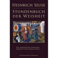 Heinrich Seuse Stundenbuch der Weisheit