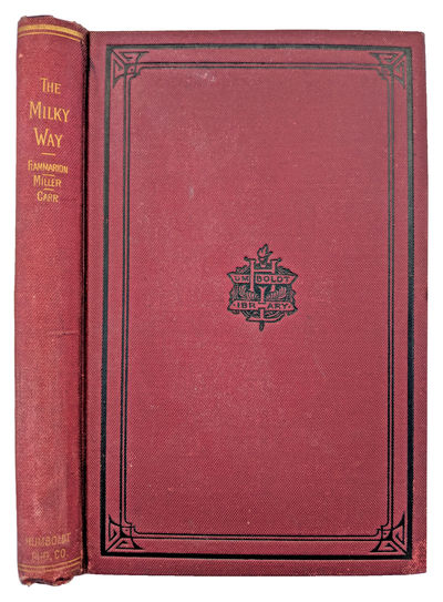 New York:: Humboldt, ., 1880. Series: Humboldt Library Series, 14, 20, 49. 8vo. , -128, , -450, , 47...