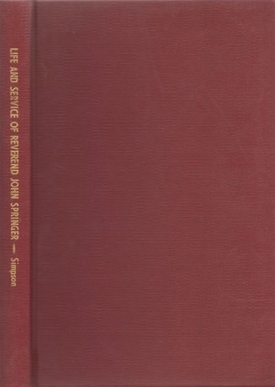 n.p.: n.p., 1971. Hardcover. Good. Octavo. 121 pages. Frontispiece photograph of the