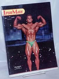 image of Iron Man magazine: vol. 45, #2, Jan. 1986: Mike Antorio; Mr. America