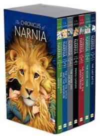 image of The Chronicles of Narnia: The Magician's Nephew/The Lion, the Witch and the Wardrobe/The Horse and His Boy/Prince Caspian/Voyage of the Dawn Treader/The Silver Chair/The Last Battle