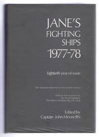 Jane's Fighting Ships 1977-78. Founded in 1897 by Fred T Jane. Eightieth year of issue. The standard reference of the world's navies