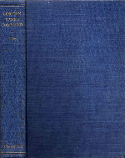 Chapel Hill: University of North Carolina Press, 1941. First Edition. Hardcover. Good. Octavo. xxxvi...